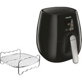 Philips Viva Plus Airfryer HD9230 Zwart