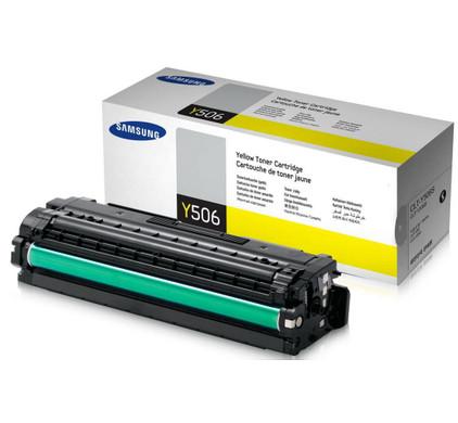 Samsung CLT-Y506S Toner Geel