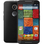 Motorola Moto X (2014) Zwart (Leather Edition)