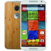 Motorola Moto X (2014) Wit (Bamboo Edition)