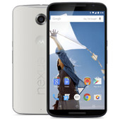 Motorola Nexus 6 64 GB Wit