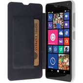 Krusell Boden Flipcase Microsoft Lumia 535 Zwart