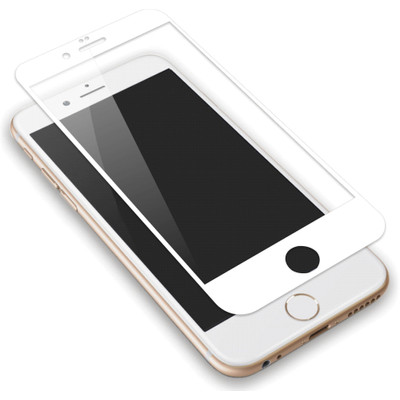 Pavoscreen Glass Screenprotector iPhone 6 Wit