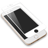 Pavoscreen Glass Screenprotector Apple iPhone 6/6s Wit