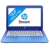 HP Stream 13-c070nd Blauw