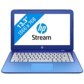 HP Stream 13-c000nd Blauw