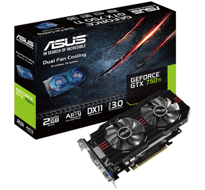 Asus GTX750TI-2GD5
