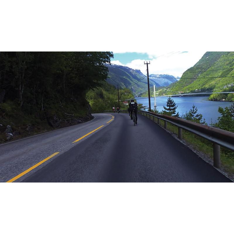 Tacx Dvd Bergen - Voss - Noorwegen