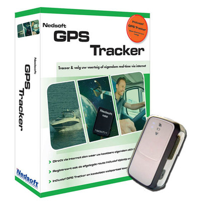 Nedsoft Portable GPS Tracker