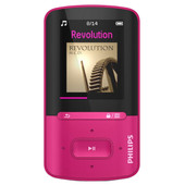 Philips GoGear Vibe 4GB Roze