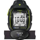 Timex Ironman Run x50+ HRM Charcoal/Lime