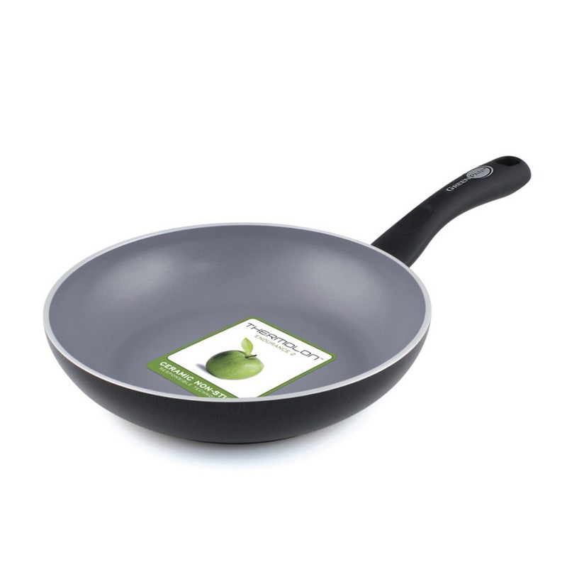 Greenpan Velvet Black Koekenpan Inductie 24 Cm
