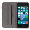 Surface Wallet iPhone 5/5S/SE Black - 1