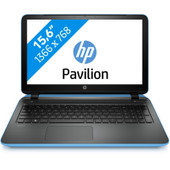 HP Pavilion 15-p273nd Blauw