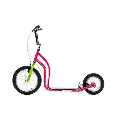 Yedoo New City Magenta-Green Scooter