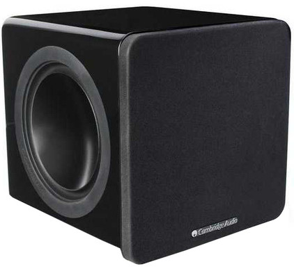 Cambridge Audio Minx X201 Zwart