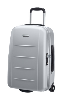 Samsonite Xylem PC Upright 55cm Silver