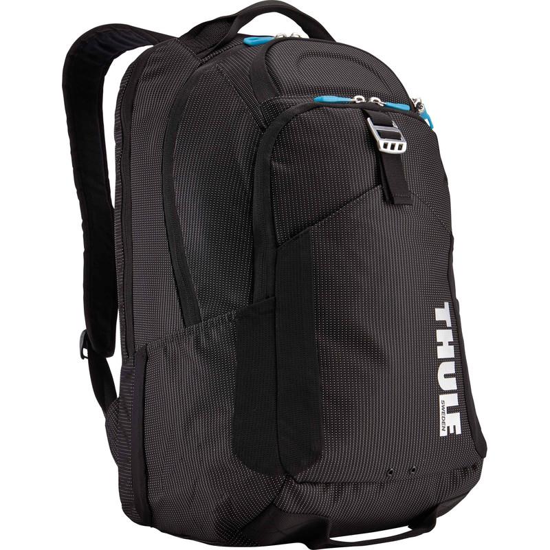 Case Logic Thule 17 Inch Apple MacBook & iPad pocket Professional Backpack w Safe (TCBP417K)