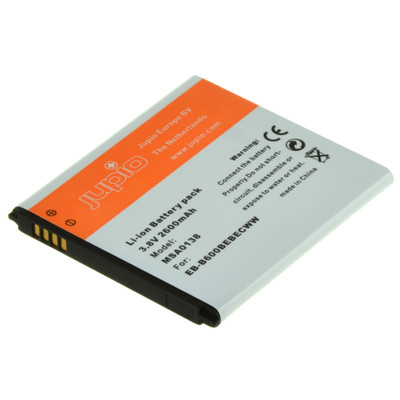 Image of Jupio Samsung EB-B600BEBECWW (NFC) for Galaxy S4 - 2600 mAh