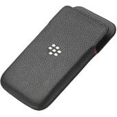 BlackBerry Classic Leather Pocket Zwart