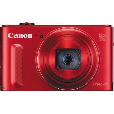 Image of Canon Powershot SX 610 HS Digitale Camera - Rood