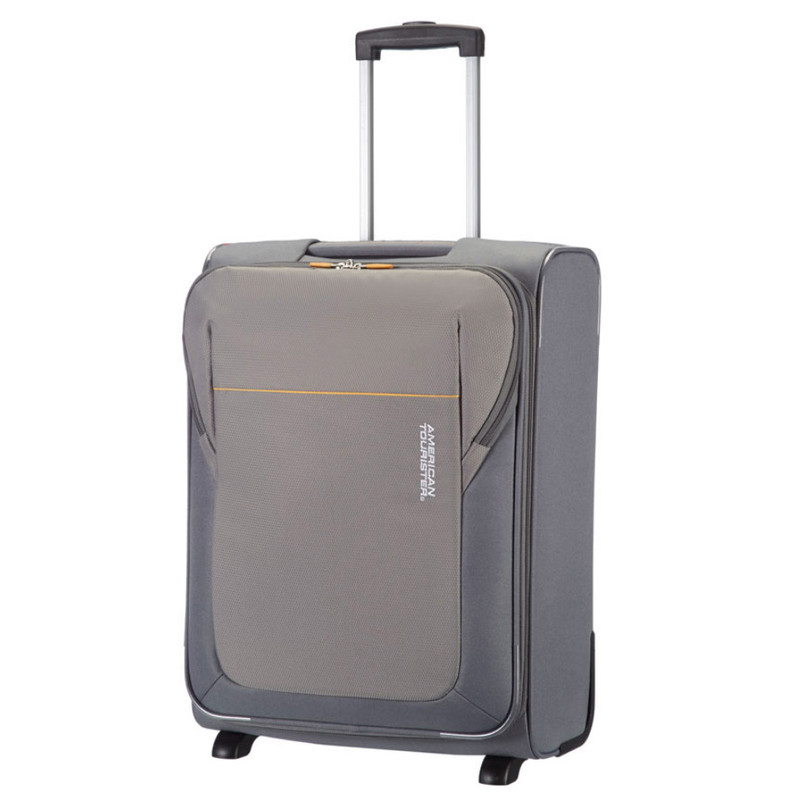 American Tourister San Francisco Upright Grey 2-wieltjes - 50cm