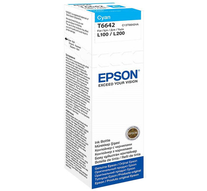 Epson T6642 Cyaan (C13T664240)
