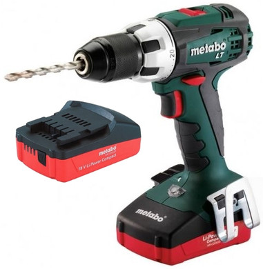 Metabo BS 18 LT Compact