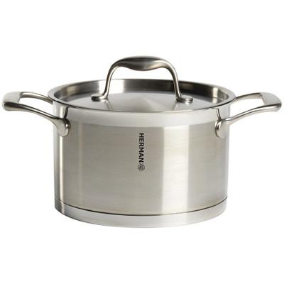 Herman den Blijker kookpan hoog model Ø 18 cm