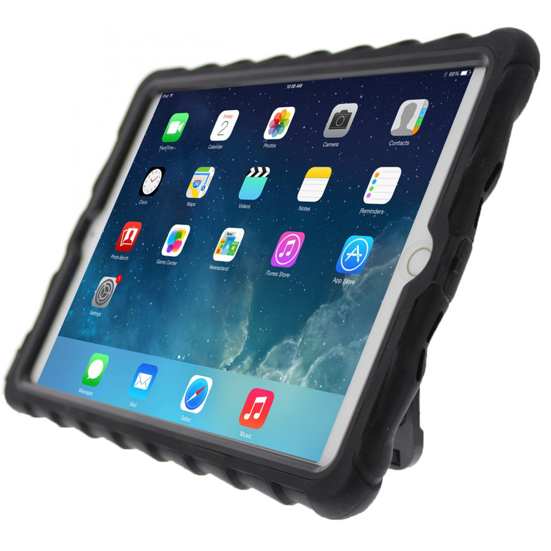 Gumdrop Hideaway Apple Ipad Air 2 Zwart