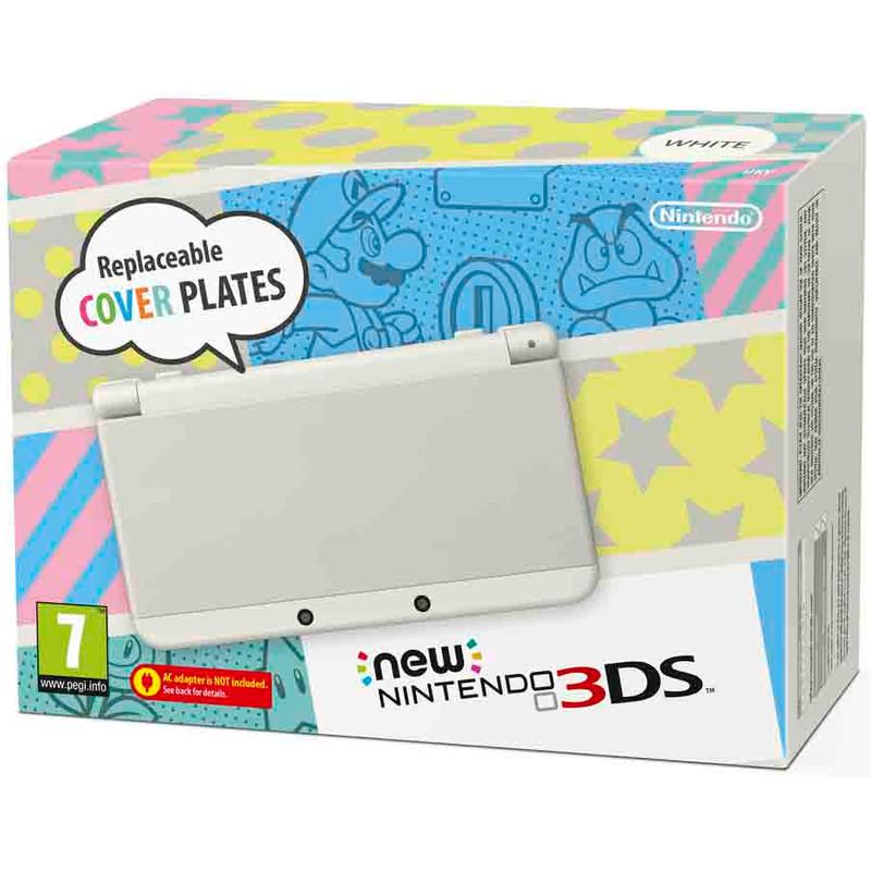 New Nintendo 3ds Wit