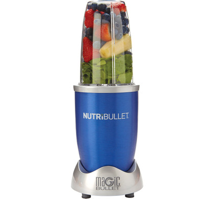 NutriBullet Blauw 8-delig