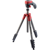 Manfrotto Compact Action Rood