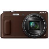 Panasonic Lumix DMC-TZ57 bruin