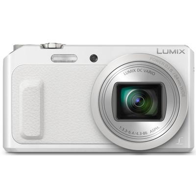 Image of Panasonic Lumix DMC-TZ57 wit