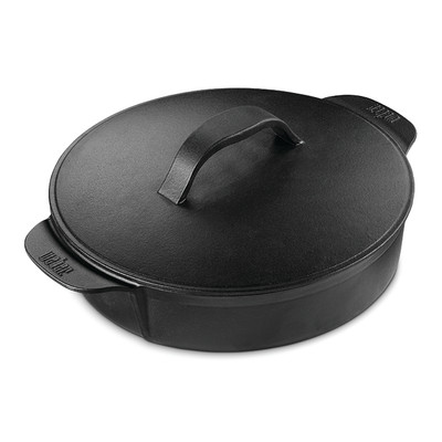Barbecue-kookuitbreiding Weber GBS Dutch oven