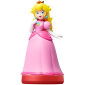 Amiibo Super Mario Collection Peach
