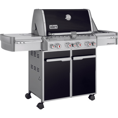Barbecues Weber Summit E-470 GBS Zwart
