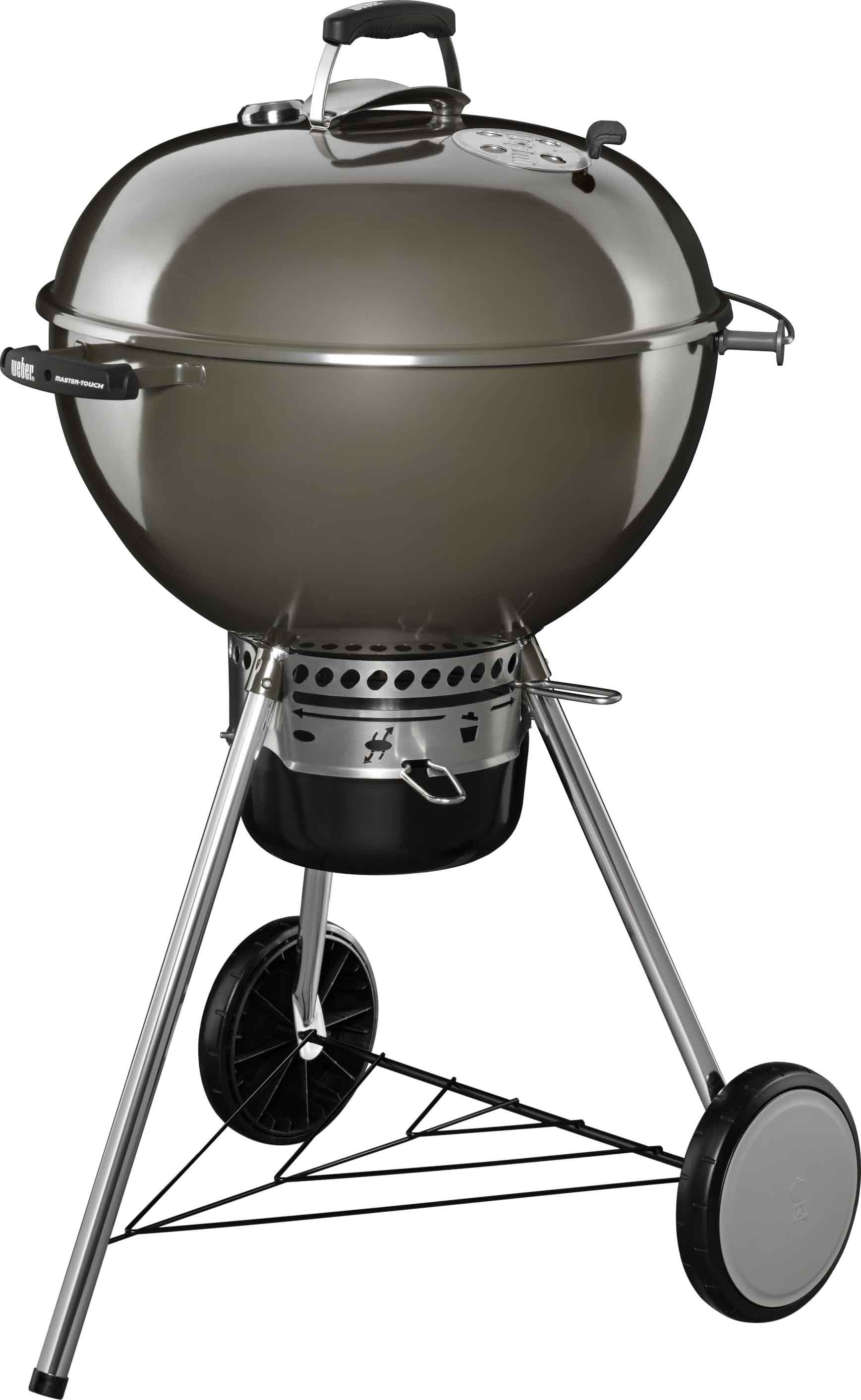 Barbecues Weber Master Touch 57 cm GBS rook grijs