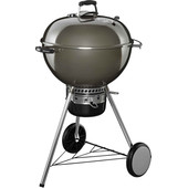 Weber Master Touch 57 cm  GBS Smoke Grey