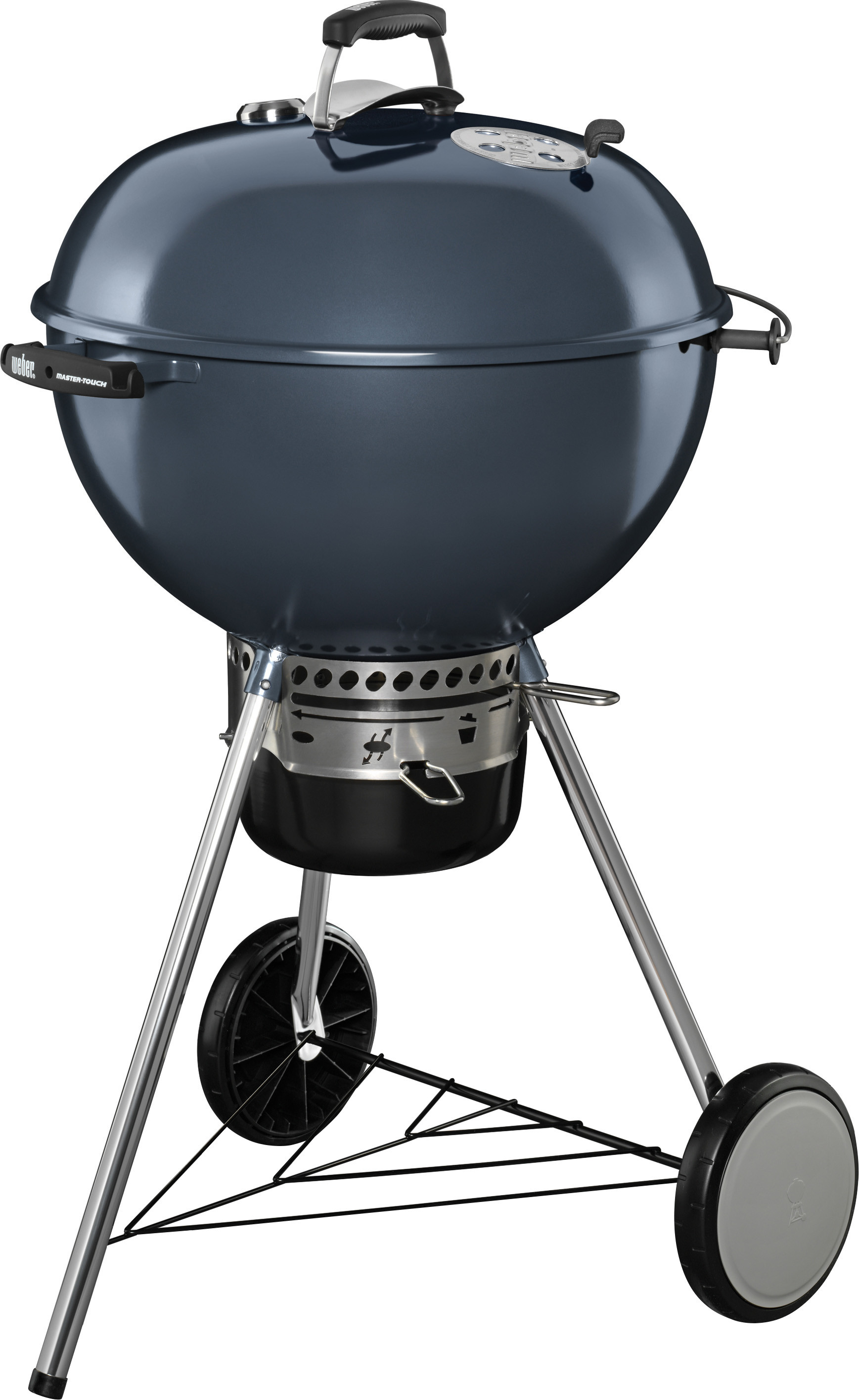 Barbecues Weber Master Touch 57 cm GBS Slate blauw