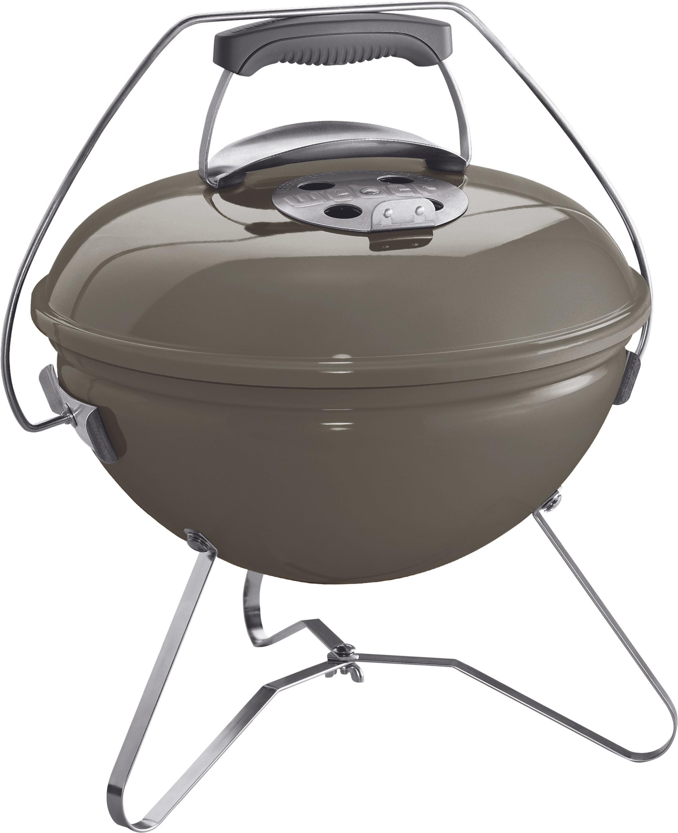 Barbecues Weber Smokey Joe Premium Smoke Grey