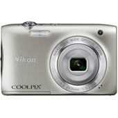 Nikon Coolpix S2900 zilver