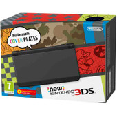 New Nintendo 3DS Zwart
