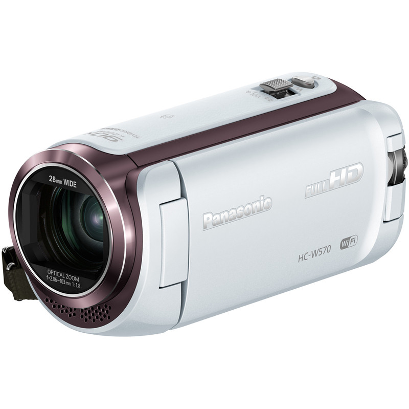 Panasonic Hc-w570 Wit