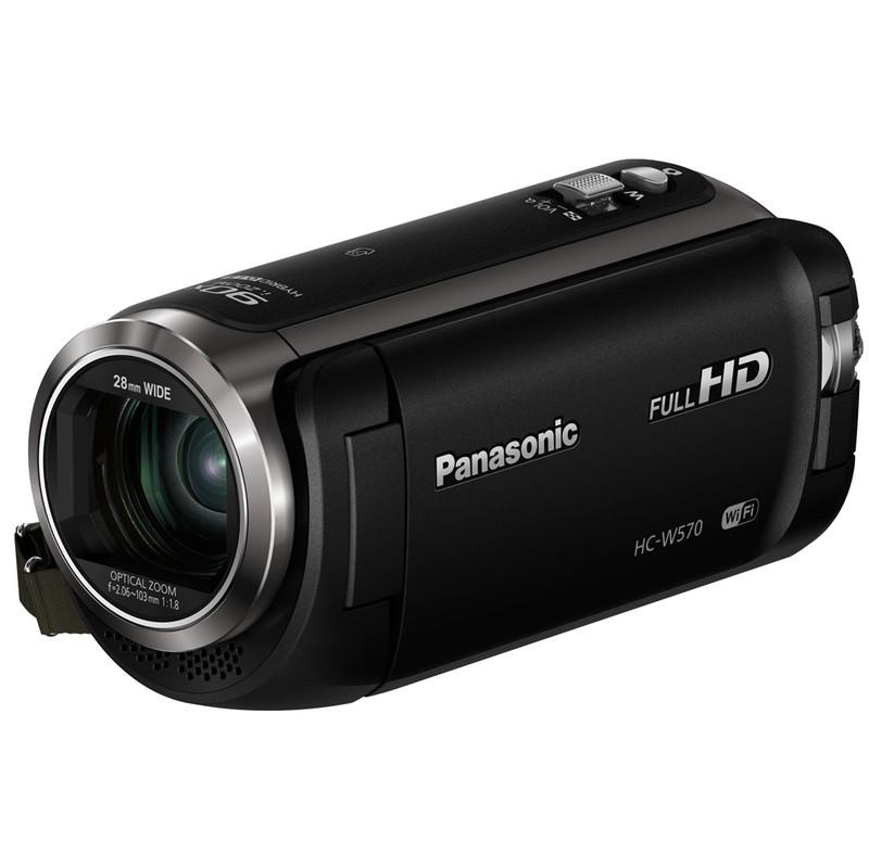 Panasonic Hc-w570 Zwart