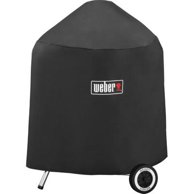 Barbecuehoezen Weber Luxe Hoes Kort 57 cm