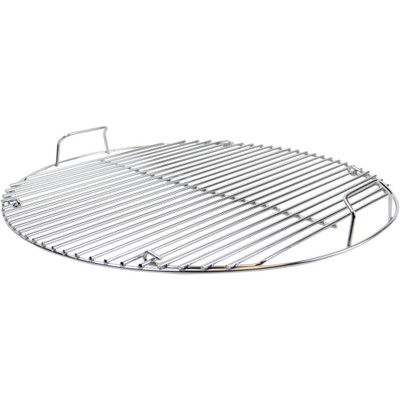 Barbecue-kookuitbreiding Weber Premium Grillrooster RVS 47 cm