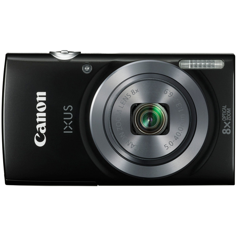 Canon Ixus 160 Zwart