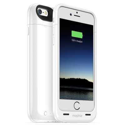 Mophie Juice Pack Air Apple iPhone 6 Wit